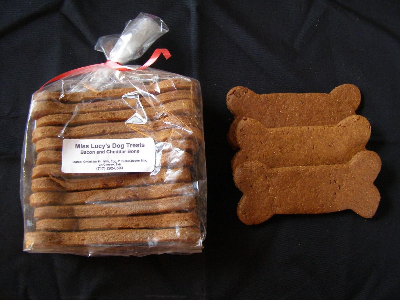 Lg Bacon and Cheddar Bone