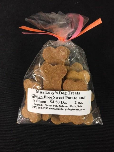 Puppy Size Sweet Potato and Salmon