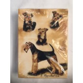 Airedale Cards