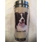 Border Collie Tumbler