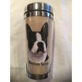Boston Terrier Tumbler