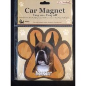 Boxer Cropped Magnet
