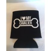 Cavalier Can Koozie