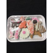 Large Season Cookie Tray
