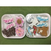 Assorted Easter Cookies 4 Pc.
