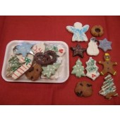 Christmas Cookie Tray